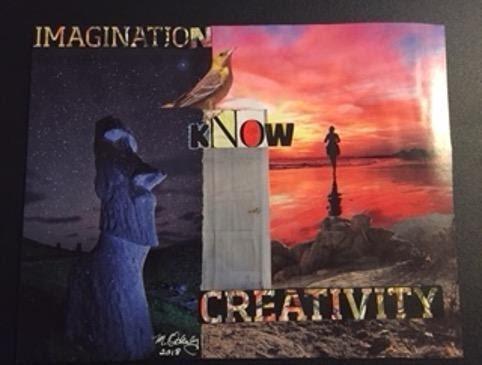 Know Imagination, Know Creativity. <br /></noscript>No Imagination, No Creativity.