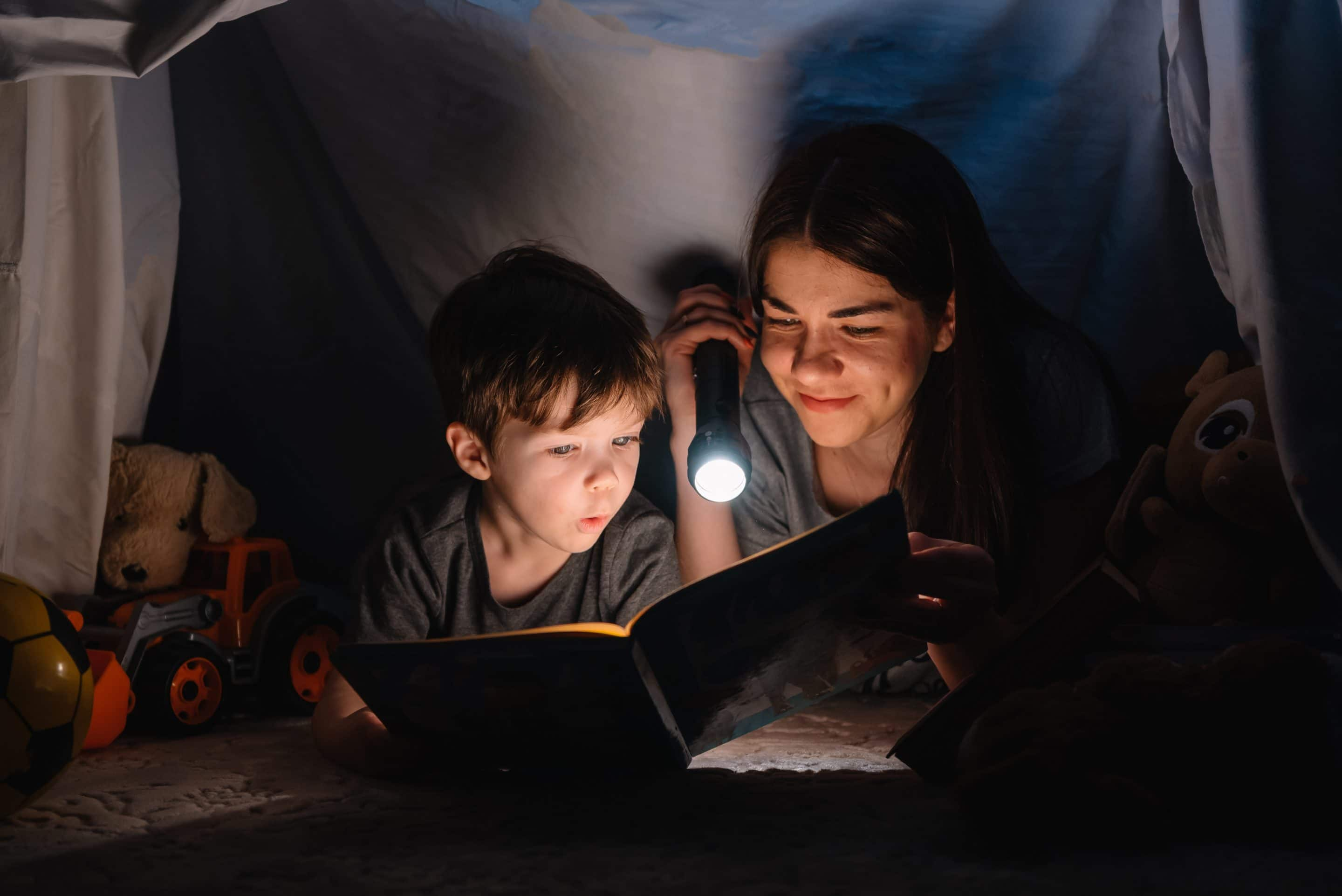 Let's Play! <br></noscript>A List of Children's Books to Spark Creativity
